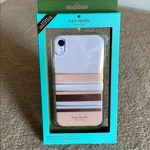 Kate Spade protective case for iPhone